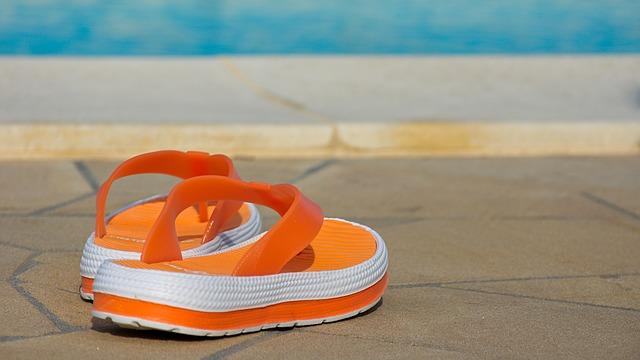 plážové boty